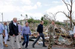Donald Tump na Portoriku