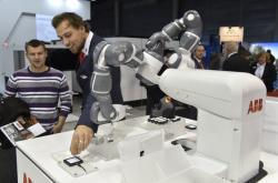 Mezinárodní strojírenský veletrh je věnován digitalizaci a automatizaci