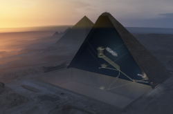 Nový výzkum Cheopsovy pyramidy odhalil neznámý prostor