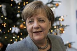 Angela Merkel se setkala s pozůstalými obětí loňského teroristického útoku v Berlíně