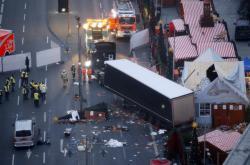 Teroristický útok na vánoční trhy v Berlíně v roce 2016