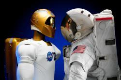 Americký robot Robonaut má pomoci NASA v kosmickém výzkumu