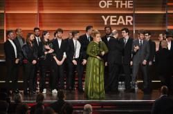 Vloni cenám Grammy dominovala zpěvačka Adele