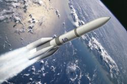 Raketa Ariane 6, umělecká představa