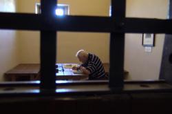 Jan Filla po letech navštívil Špilberk, kde ho věznili komunisté