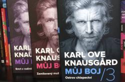 Karl Ove Knausgård / Můj boj