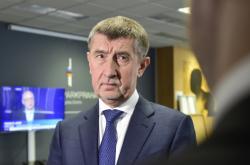 Premiér v demisi a předseda hnutí ANO Andrej Babiš byl hostem Otázek Václava Moravce