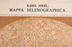 Karel Anděl, Mappa Selenographica