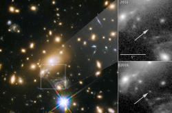 MACS J1149+2223 Lensed Star 1