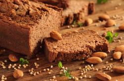 Bezlepkový chléb, ilustrační foto