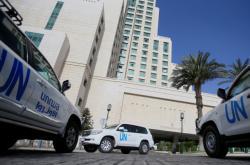 Inspektoři stále čekají v Damašku na povolení vjet do Dúmy