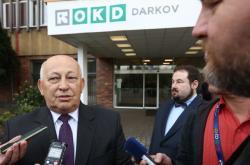 Předseda dozorčí rady OKD Michal Kuča.