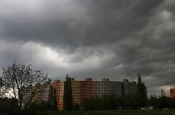 Přichází bouře