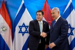 Prezident Cartes a premiér Netanjahu v Jeruzalémě