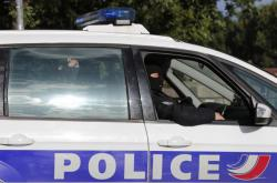 Francouzská policejní hlídka