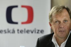 Generální ředitel ČT Petr Dvořák