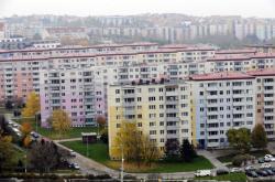 Sídliště v Brně