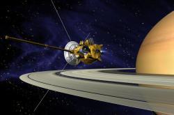 Sonda Cassini u Saturnu