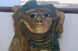 Objev dílny na mumie v Egyptě
