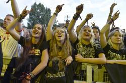 Fanoušci Masters of Rock