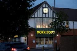 Britský řetězec supermarketů Morrison