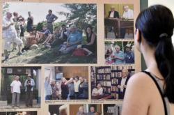 Výstava fotografií v Baťově institutu ve Zlíně