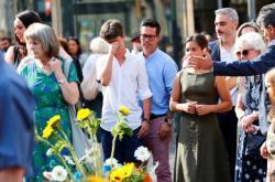 Připomínka prvního výročí od útoků v Barceloně a Cambrils