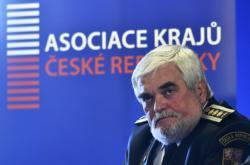 Karel Richter, starosta Sdružení hasičů Čech, Moravy a Slezska