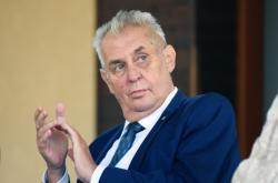 Miloš Zeman na Zemi živitelce