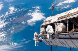ISS, ilustrační foto
