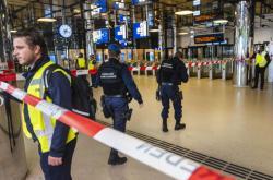 Nizozemská policie. Ilustrační foto