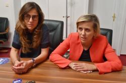 Andrea Pfeffer Ferklová a Jana Mračková Vildumetzova (ANO)