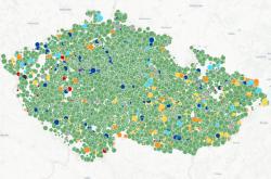 Vítězové komunálních voleb v obcích
