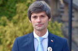 Vítěz senátních voleb v obvodu Praha 2 - Marek Hilšer