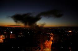 Izraelské letectvo zaútočilo na cíle Hamásu