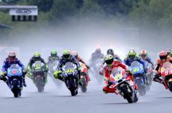 Motocyklová GP v Brně