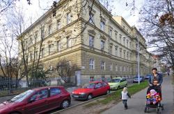 Brněnská porodnice na Obilním trhu