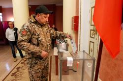 Volič v Doněcku
