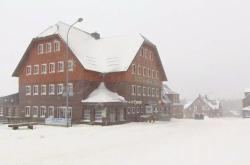 Sníh v Malé Úpě