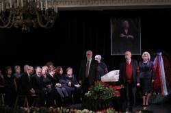 Pohřeb Ljudmily Alexejevové