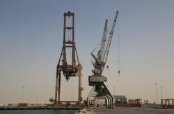Jemenský přístav Hudajdá