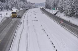 Dálnice D1 s omezeným provozem