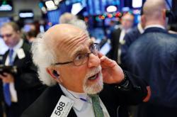 Obchodníky v pondělí překvapil vývoj na americké burze cenných papírů