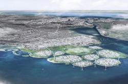 Dánsko chce u Kodaně vytvořit devět umělých ostrovů