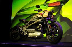 Elektrický motocykl LiveWire od Harley Davidson