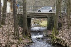 Most na silnici II. třídy v Pardubickém kraji