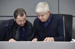 Obžalovaný v kauze takzvané lihové mafie Ivan Kovářík (vpravo)