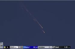 Exploze ruské družice nad Novým Zélandem