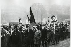 Upálení Jana Palacha v lednu 1969 na fotkách z ABS