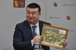 Generální ředitel RiseSun Sü Ťie